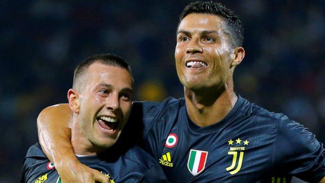 Phát hiện lý do khiến Ronaldo thăng hoa ở Juventus