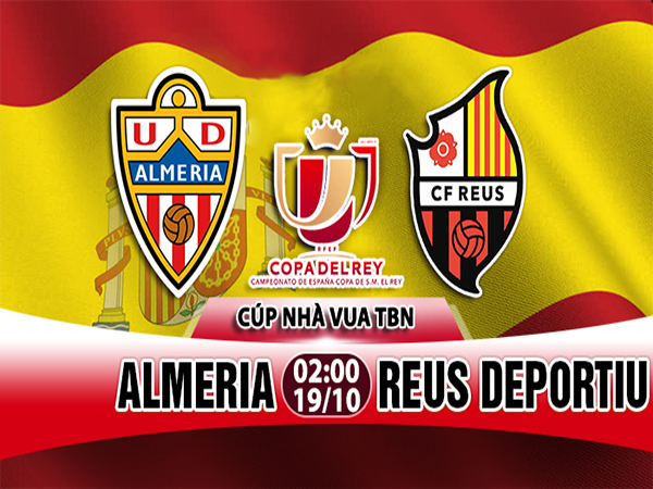 Link Sopcast Almeria vs Reus Deportiu