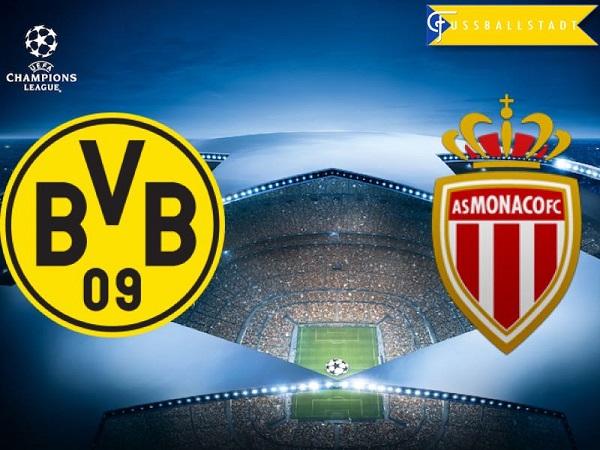 Link Sopcast: Dortmund vs Monaco