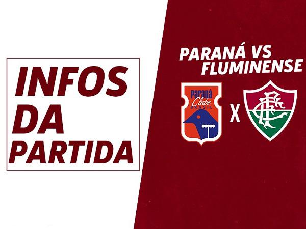 Nhan dinh Fluminense vs Parana