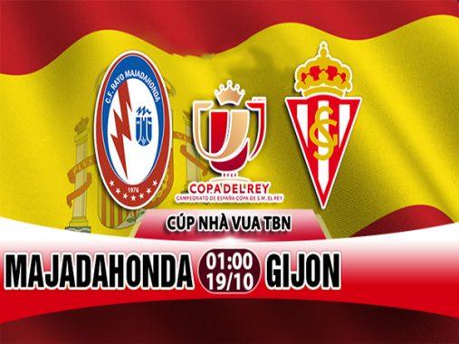 Link Sopcast: Majadahonda vs Gijon, 01h00 ngày 19/10