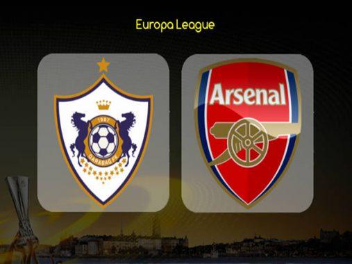 Nhận định Qarabag vs Arsenal, 23h55 ngày 4/10: Cúp Europa League