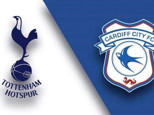 Link Sopcast: Tottenham vs Cardiff, 21h00 ngày 6/10