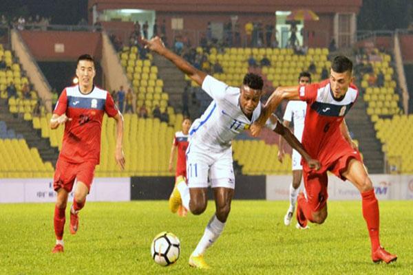 Maylaysia với mục tiêu lọt chung kết: cầu thủ malaysia