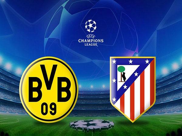 Nhận định Dortmund vs Atletico Madrid
