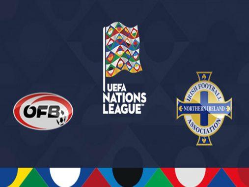 Nhận định Áo vs Bắc Ireland, 01h45 ngày 13/10: Giải Vô Địch Bóng đá các quốc gia Châu Âu