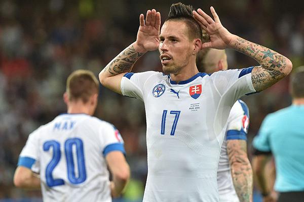 Nhận định Slovakia vs Séc: phong độ
