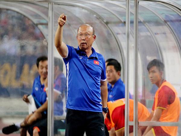 Park Hang Seo muốn thắng ở trận đá giao hữu