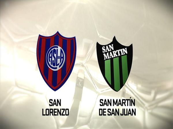 Link Sopcast San Lorenzo vs San Martin