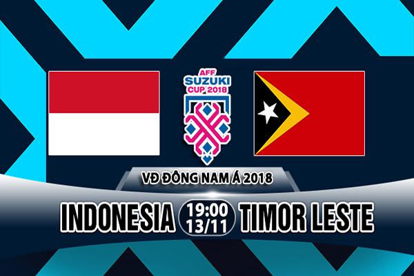 Nhận định Indonesia vs Đông Timor