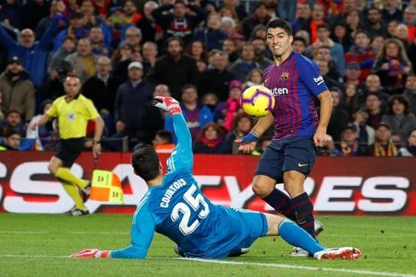 Barca đang có phong độ tốt sau siêu kinh điển