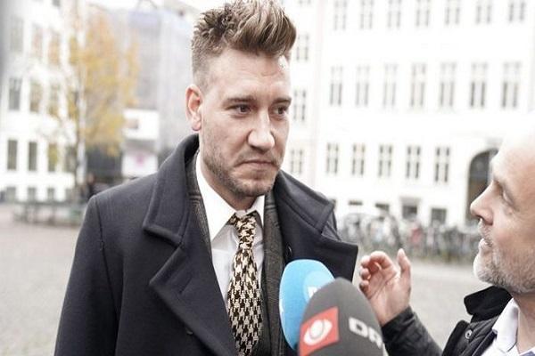 Bendtner ngồi tù 50 ngày vì đấm vỡ quai hàm tài xế taxi