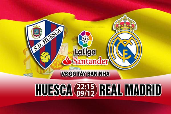 Nhận định Huesca vs Real Madrid