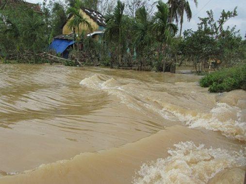 Mơ thấy lũ lụt đánh lô đề con gì?