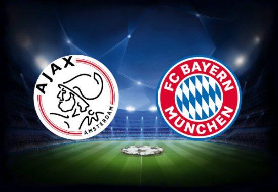 Nhận định Ajax vs Bayern Munich, 3h00 ngày 13/12