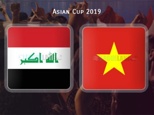 Nhận định Iraq vs Việt Nam, 20h30 ngày 08/1: Asian Cup 2019