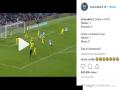 Kyle Walker 'dìm hàng' Ronaldo và Messi sau bàn thắng cho Man City