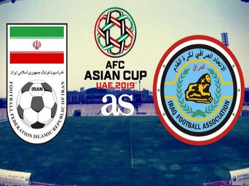 Nhận định Iran vs Iraq, 23h00 ngày 16/1: Asian Cup 2019