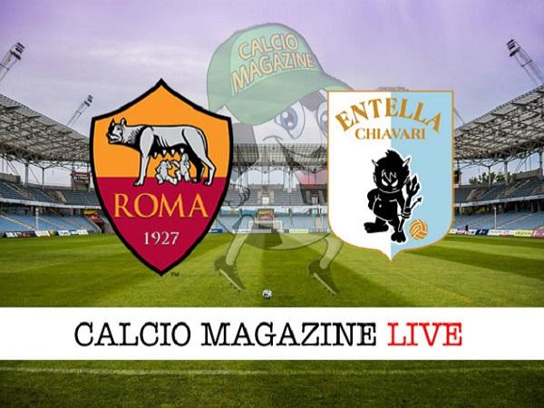 Link Sopcast Roma vs Entella