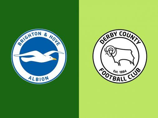 Link Sopcast Brighton vs Derby County, 19h30 ngày 16/02