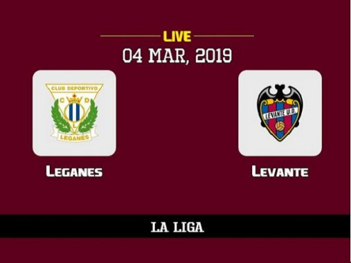 Nhận định Leganes vs Levante, 3h00 ngày 5/03