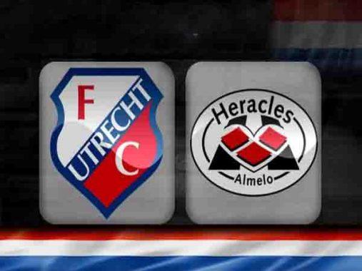 Dự đoán Utrecht vs Heracles, 23h30 ngày 21/5 – VĐQG Hà Lan