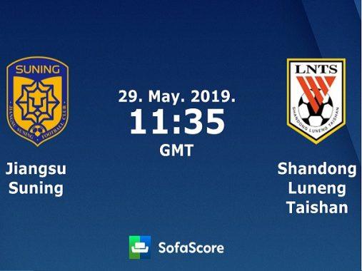 Soi kèo Jiangsu Suning vs Shandong Luneng, 18h35 ngày 29/05