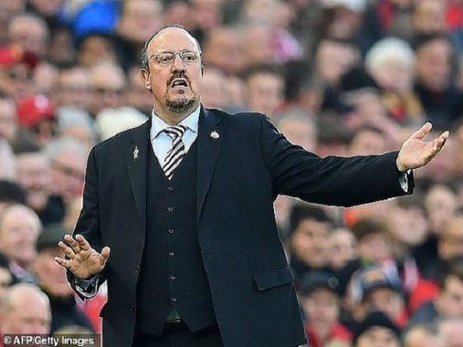 HLV Rafa Benitez chính thức chia tay Newcastle
