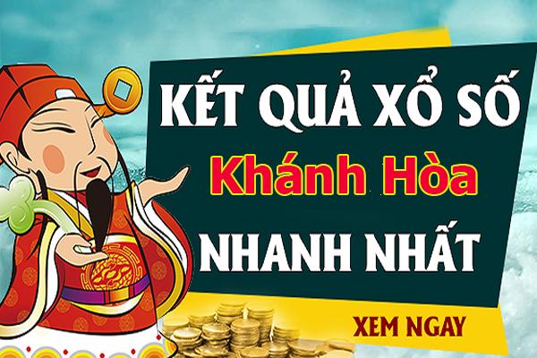 Soi cầu XS Khánh Hòa chính xác thứ 4 ngày 24/07/2019
