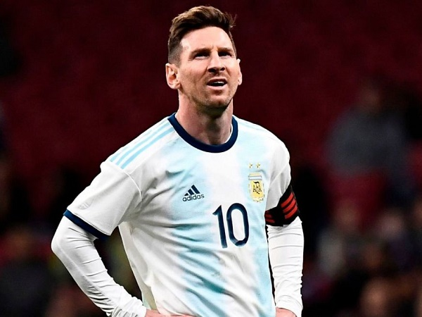 Di Maria từng rơi nước mắt khi nghe Messi phát biểu