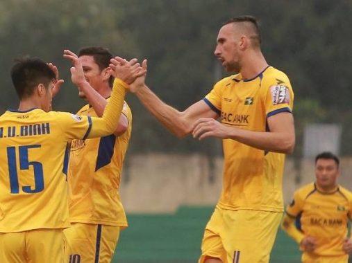 HAGL tậu trung vệ ngoại binh khủng đầu tiên choV-League 2020