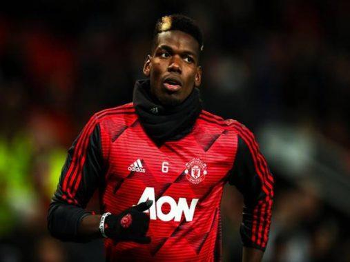 Tin bóng đá M.U: Pogba chọn MU là sai