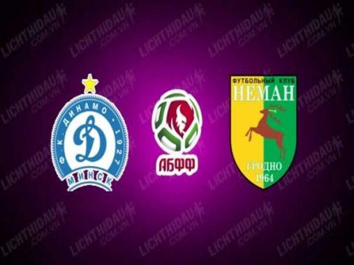 Nhận định Dinamo Minsk vs Neman Grodno, 23h30 ngày 16/4