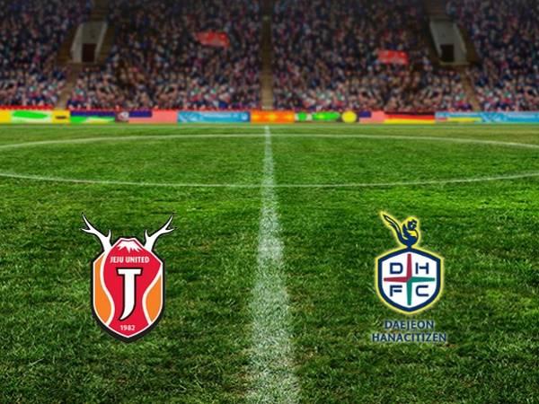 Nhận định kèo Jeju United vs Daejeon Hana Citizen, 14h00 ngày 23/5