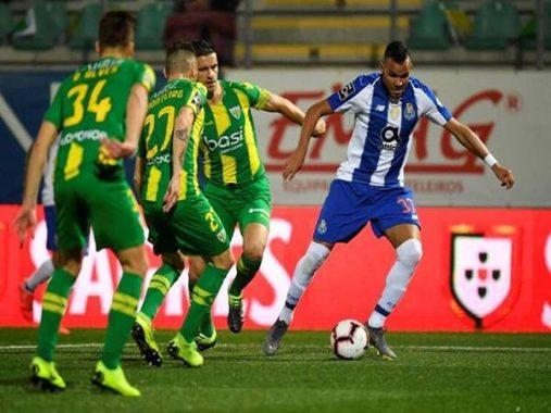 Nhận định bóng đá Tondela vs Porto (1h45 ngày 10/7)