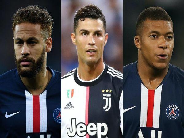 Chuyển nhượng tối 18/8: Juventus có thể bán Ronaldo cho PSG