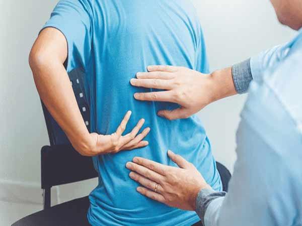 Giảm áp lực lên cột sống, cải thiện cấu trúc xương