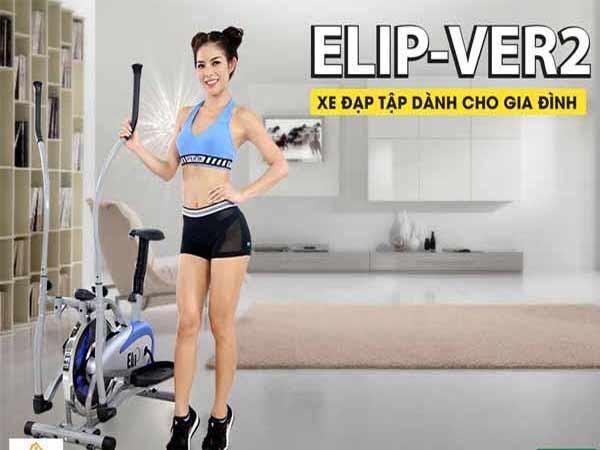 Xe đạp tập thể dục ELIP Zalo