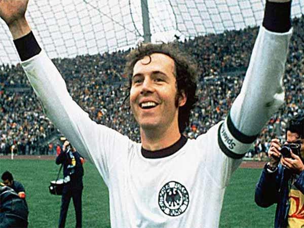 Những huyền thoại bóng đá Đức nổi tiếng trong lịch sử