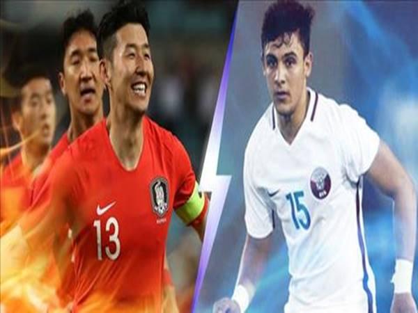 Nhận định Hàn Quốc vs Qatar, 20h00 ngày 17/11