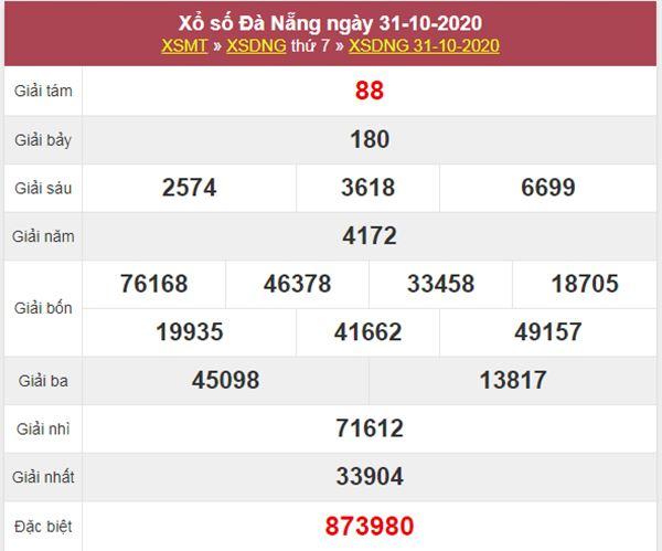 Phân tích XSDNG 4/11/2020 thứ 4 tỷ lệ trúng cao nhất