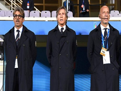 Tin thể thao 19/11: Đội tuyển Italy và khát vọng màu xanh