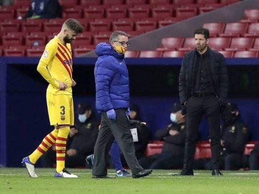 Tin thể thao tối 24/11: Barca mua gấp Upamecano thay thế Pique