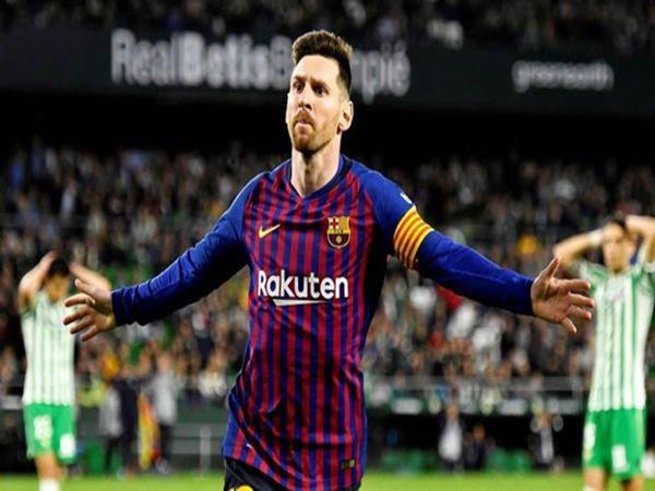 Messi là anh chàng đẳng cấp, chơi ổn định nhất trong bảng đội hình khủng nhất thế giới hiện nay.