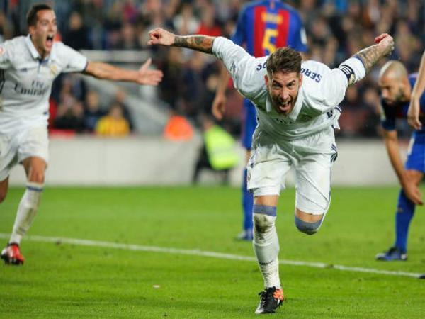 Sergio Ramos là một trong những nhân tố quan trọng của CLB Real Madrid.