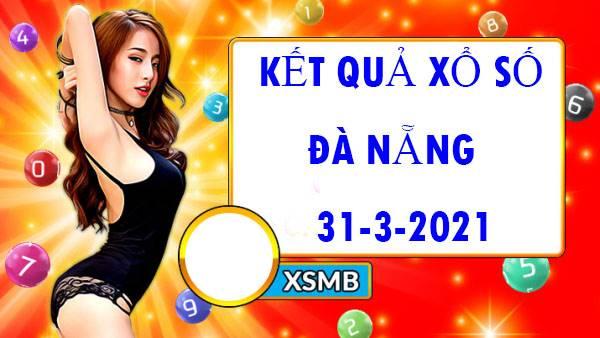 Phân tích xổ số Đà Nẵng thứ 4 ngày 31/3/2021