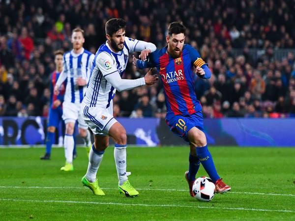 Nhận định trận đấu Sociedad vs Barcelona (3h00 ngày 22/3)