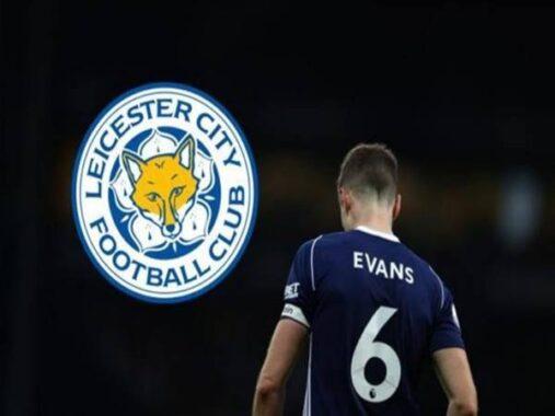 Tiểu sử Jonny Evans – Nhân tố không thể thiếu của Leicester City