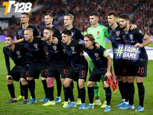 Đội hình các cầu thủ dự kiến của Croatia tại Euro 2021