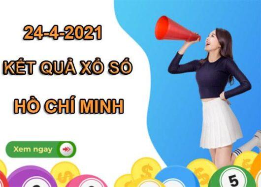 Phân tích xổ số Hồ Chí Minh thứ 7 ngày 24/4/2021